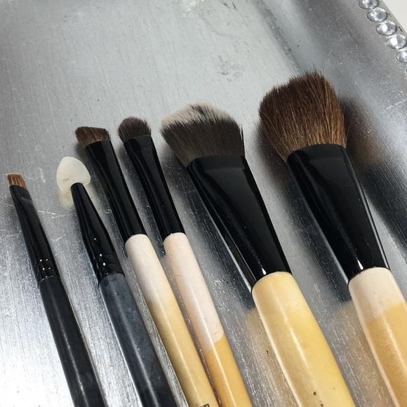 Benefit Other - • 6 makeup brushes• 4 benefit, 2 Sephora - EUC